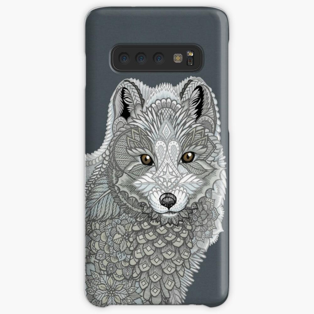 Arctic Fox Samsung Galaxy Snap Case