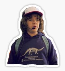 Dustin Stranger Things Sticker