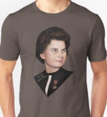 First Woman in Space - V01 Unisex T-Shirt