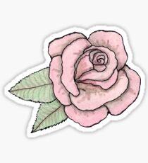 Soft Rose Sticker