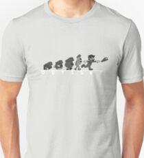 "Super Mario Odyssey - ""Evolution"" [Old Timey] T-Shirt"
