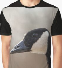 Canada Goose Portrait Graphic T-Shirt