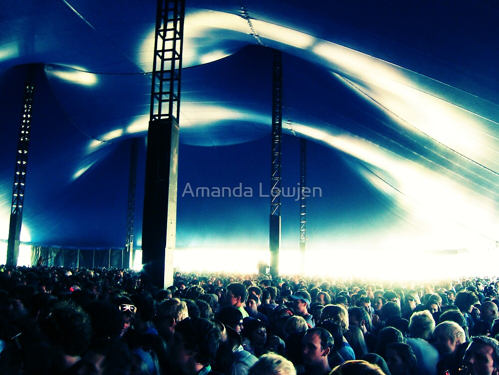 Splendour in the Grass 2007 by Amanda Lowjen