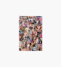 RuPaul Queen Art Board