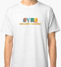 Syre a beautiful confusion Classic T-Shirt