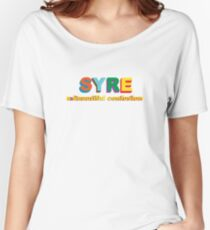 Syre a beautiful confusion Women's Relaxed Fit T-Shirt