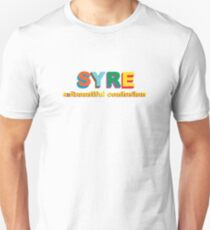 Syre a beautiful confusion Unisex T-Shirt