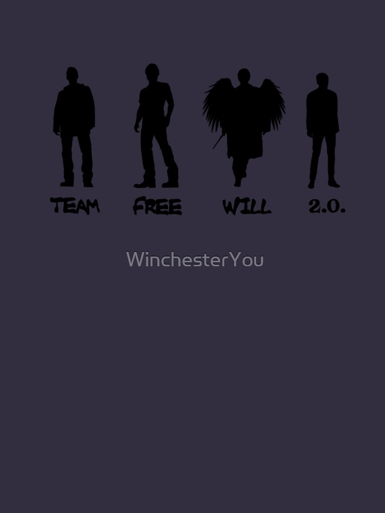 TEAM FREE WILL 2.0 by WinchesterYou