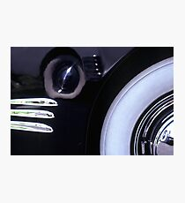 1938 Classic Caddy Reflections Photographic Print