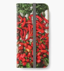 So many chiles... iPhone Wallet/Case/Skin