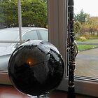 Clarinet and Globe by Kathryn Jones