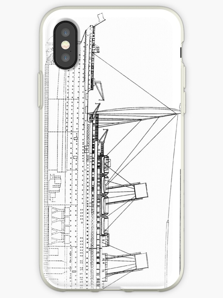 Titanic Iphone Cases Covers By Mindspark1