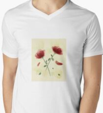 Two Crossed Roses T-Shirt