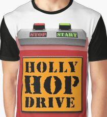 HOLLY HOP DRIVE (Red Dwarf) Graphic T-Shirt