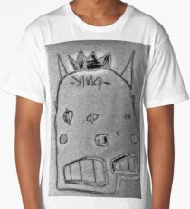 ''KING'' Long T-Shirt