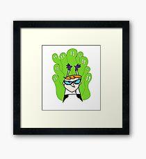 Dexter Phantom Framed Print
