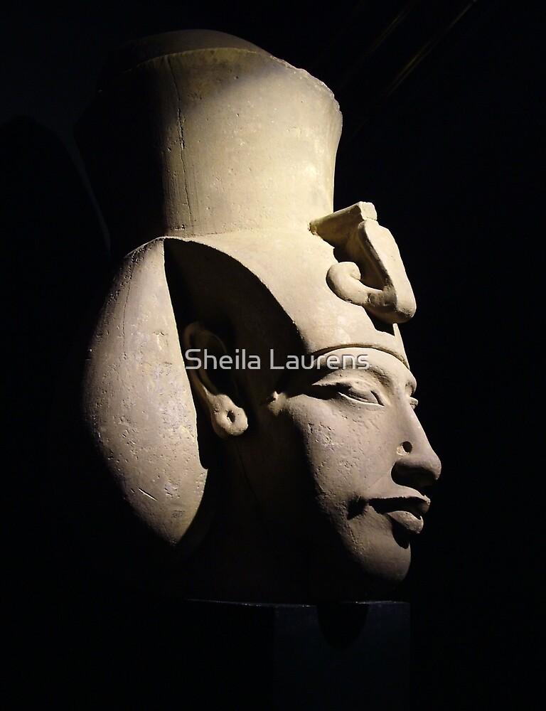 Akhenaten by dunawori