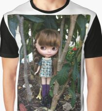 Arlo in the trees Graphic T-Shirt