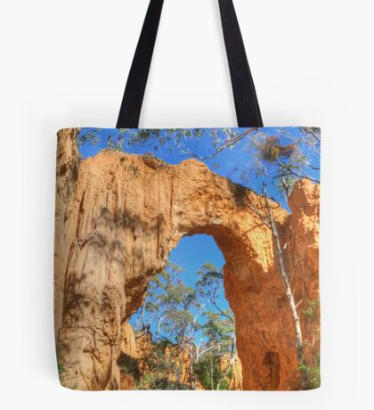 The Golden Arch of Hill End Tote Bag
