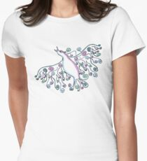 Mystic Bird Women's Fitted T-Shirt