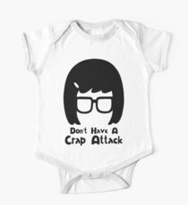 Don't Have a Crap Attack Kids Clothes
