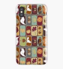 Fall into Autumn iPhone Case/Skin