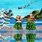 ISLAND STYLE CHRISTMAS by WhiteDove Studio kj gordon