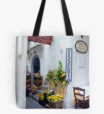 Amalfi, Italien Tote Bag