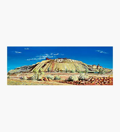 The Line of Lode - Broken Hill Photographic Print
