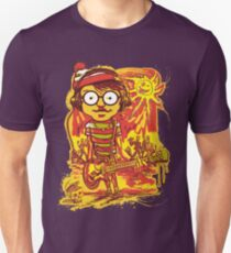 Waldo Would Rather Be Undead Than Cool Unisex T-Shirt