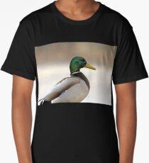Drake Mallard Long T-Shirt