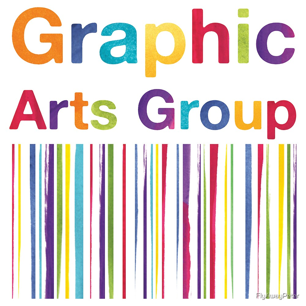 Graphic Arts Group by FlyAwayPeter