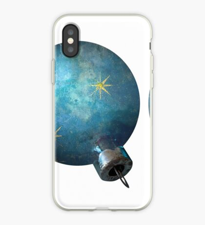 Blue Ornaments #3 iPhone Case