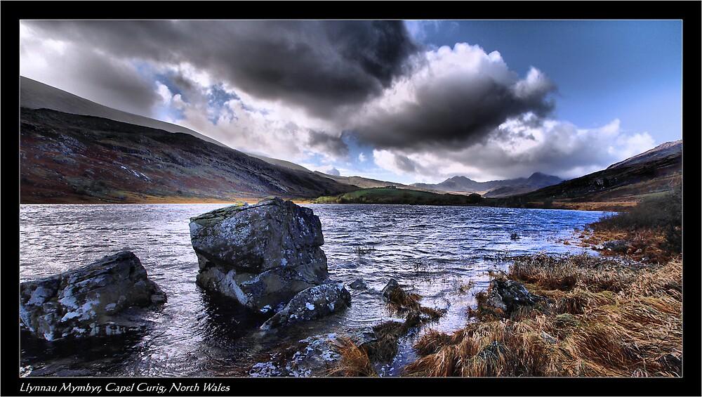 Llynnau Mymbyr by Julian MacDonald