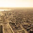 CN Tower Panorama 2 by mejmankani