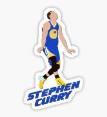 stephen curry 54 points new york Sticker