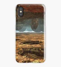 Wooden Ship iPhone Case/Skin