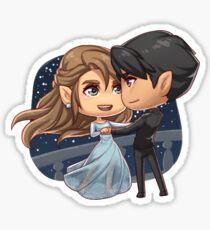Starfall Dance Sticker