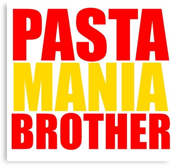 Pasta Brother  by MrKiwiRoo
