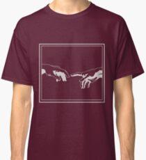 Creation of Adam - Michelangelo Classic T-Shirt