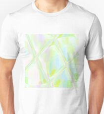 Re-Created Glass Ceiling IV by Robert S. Lee  T-Shirt