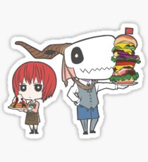 The Ancient Magus' Bride Sticker