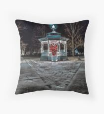Townsend MA Bandstand Throw Pillow