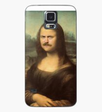 Mona Ron Swanson Case/Skin for Samsung Galaxy