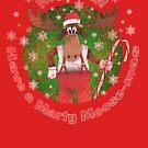 Marty Elch-mas! (National Lampoon Weihnachtsferien) von ImSecretlyGeeky