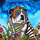 Bulldog II by RobiniArt