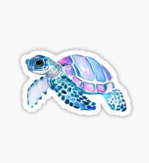 little turtle Sticker