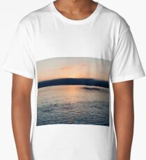 8 in the Distance  Long T-Shirt