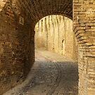 Corinaldo Passage by Christina Backus