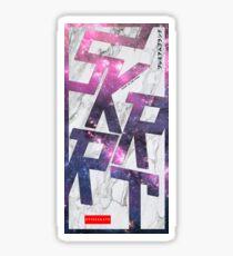 SKRRT - Eviscerate Sticker